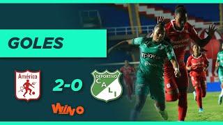 América de Cali vs. Deportivo Cali (2-0) Liga Femenina 2020 - Fecha 2