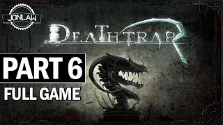 Deathtrap Walkthrough Part 6 Plateau of Decay - Full Game Let