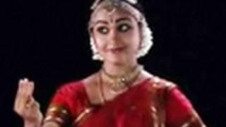 India Bharatanatyam Rajashree Warrier  Kallu veno neela... Onam Video Greetings