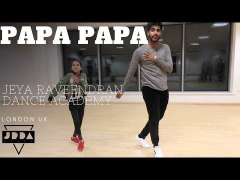PAPA PAPA | Bairava | JRDA | Tamil Dance Class | LONDON,Redbridge,Walthamstow|Vijay| Jeya Raveendran