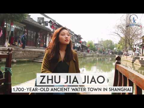 1,700-year-old Ancient Water Town in Shanghai