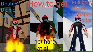 how-to-get-full-body-buso-haki-and-double-diablo-legs-fast-roblox-blox-piece