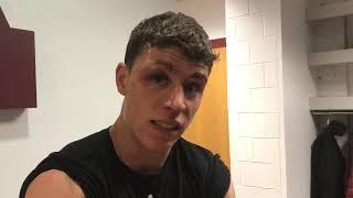 Rutgers Nick Suriano on Iowas Austin DeSanto