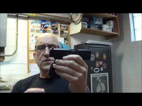How to Field Strip the Walther PPs
