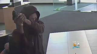 Robber Fires Shots In Bank During Daring Daytime Heist
