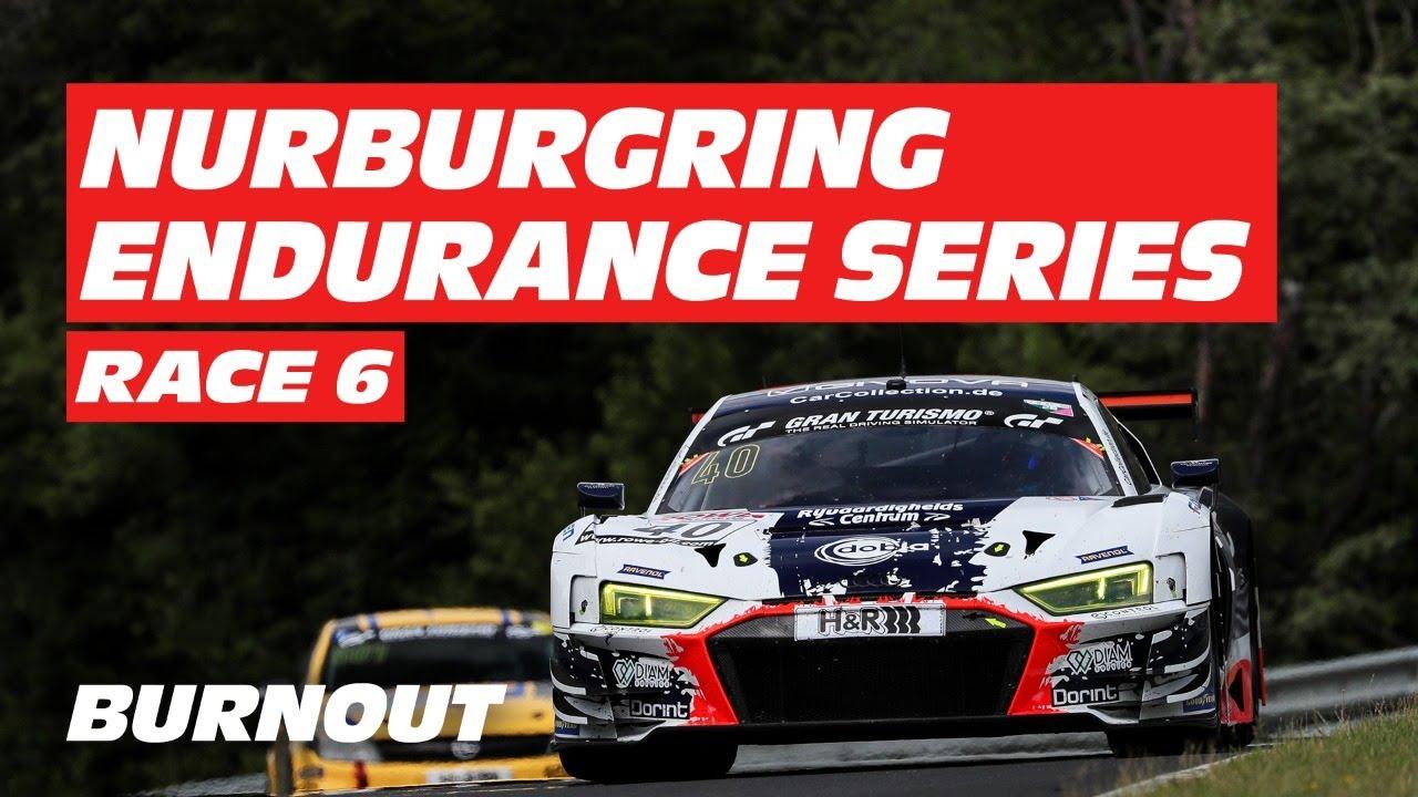 2021 Nurburgring Endurance Championship NLS | ROUND 6 | BURNOUT
