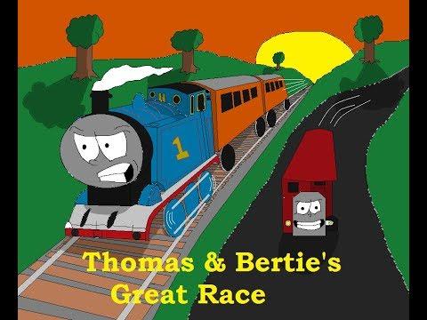 TTTE Short 22: Thomas and Bertie's Great Race