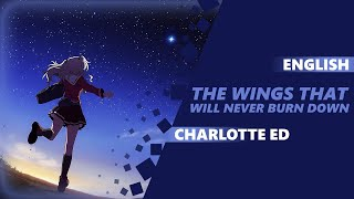 ENGLISH CHARLOTTE ED 1 - The Wings That Will Never Burn Down [Dima Lancaster]