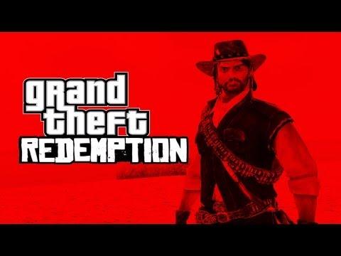 Grand Theft Redemption Series Teaser