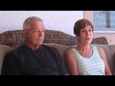 Dennis and Suzanne Video Testimonial for their Realtor Vicki Alvarez of Equity Realty in Fort Myers