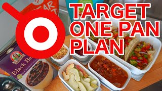 Target Vegan Meal Plan | Breakfast Lunch & Dinner all in 1 Pan!