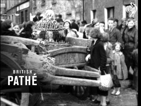 Galway Market (1937)