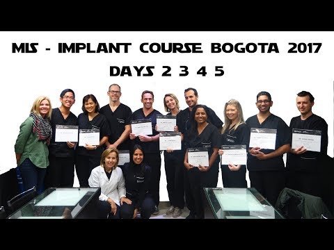 MIS Surgical Course - Bogota - Day 2 3 4 5 + PARTY!