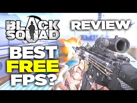 Black Squad | The Review (2018)