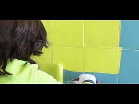 Saiba como pintar azulejos de cozinhas e casas de banho - Como pintar azulejos ...