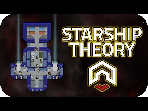 Starship Theory - 3. Little Fish Big Fish! - Let's Play Starship Theory Gameplay