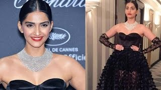 Cannes 2016: Sonam Kapoor Wears Ralph & Russo For Chopard Party