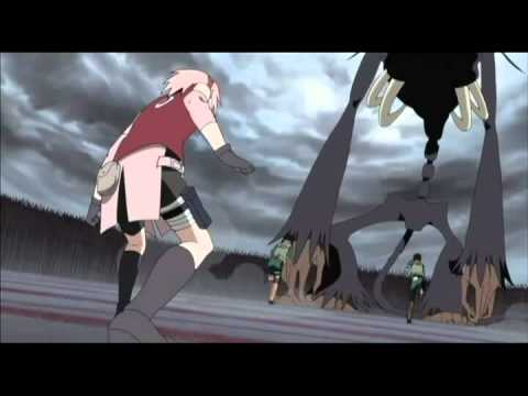 Naruto Shippuuden Movie 5 - Blood Prison ( i don't want to die Dubstep )
