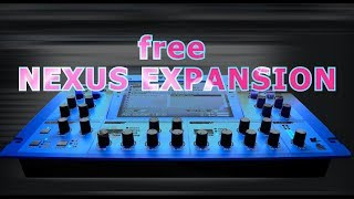 reFX NEXUS FREE Expansion DEC 2018