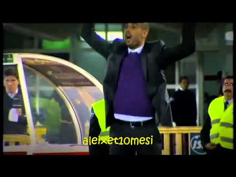 Thanks Pep ║ The bests moments Pep Guardiola in F.C.Barcelona ║ ►part1