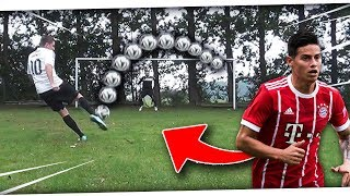 EPISCHES Fußballtraining ft. Patrick vs Meti | PMTV