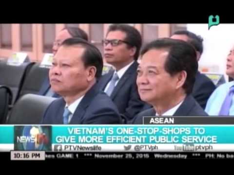 NewsLife: Vietnam's one-stop-shops to give more efficient public service    Nov. 25, 2015