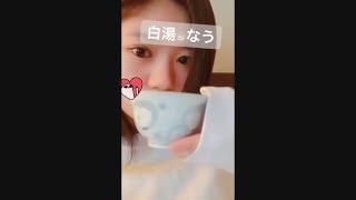 201711 AKB48 中野郁海 インスタストーリーまとめ @ikumin193_888.