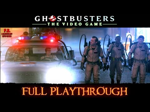 Ghost Busters : The Video Game | Full Playthrough | Longplay Gameplay Walkthrough 1080P HD