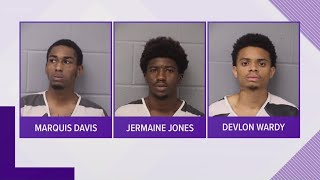 3 arrested in murder of Austin ice cream man; police searching for 4th suspect   KVUE