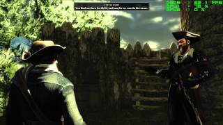 Risen 2 Dark Waters - PC Gameplay - FRAPS recorded in HD 1080P
