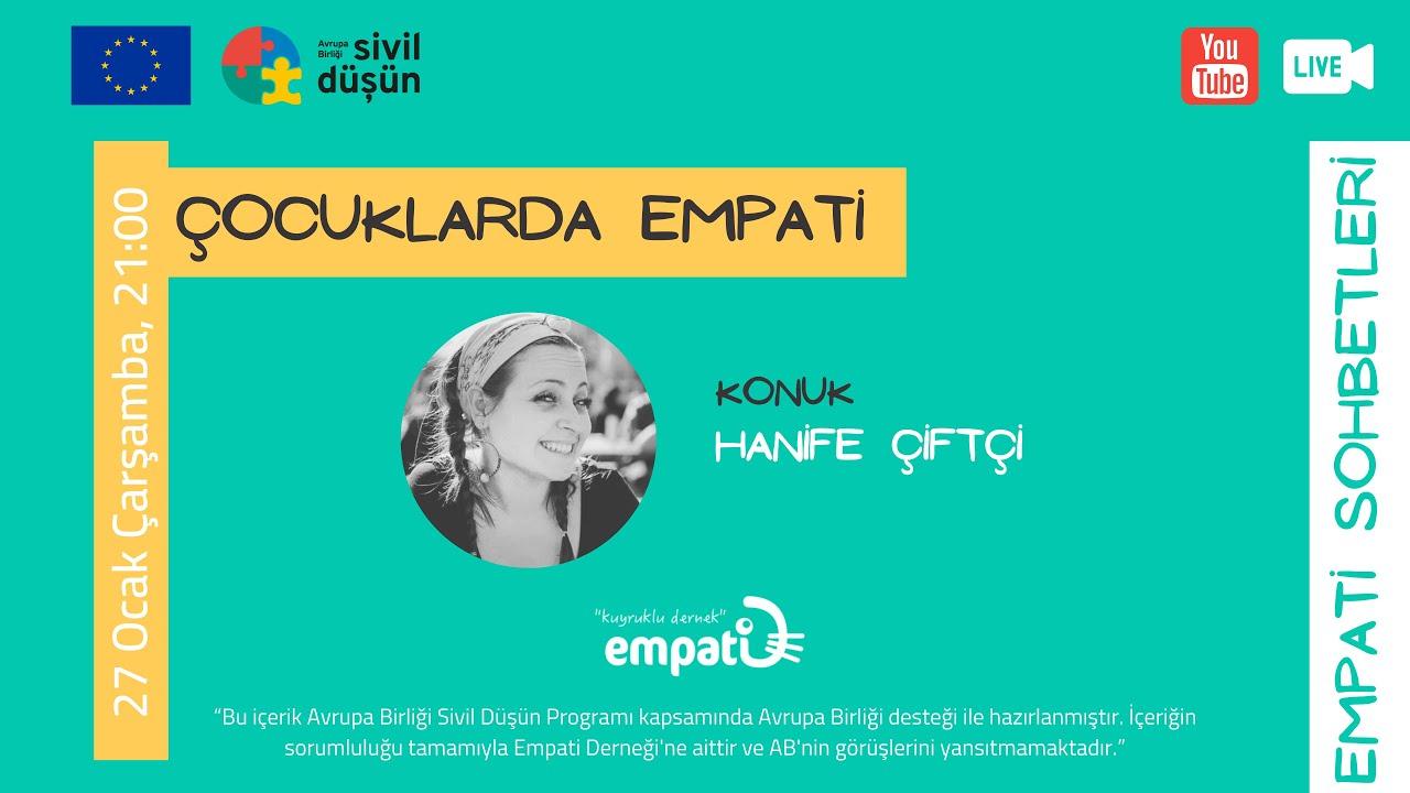 Empati Sohbetleri: Çocuklarda Empati