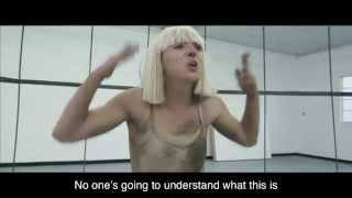 Голодные игры в клетке Sia Heart