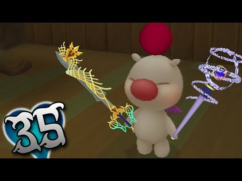 Kingdom Hearts: Final Mix - Part 35 - Synthesis Guide/Ultima Weapon - Kingdom Hearts HD 1.5 ReMIX