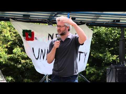 The New University Wageningen - Michael Marchman