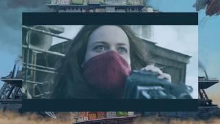 Смертные машины. Хроники хищных городов. Эра движения. Mortal Engines 2018. Филип Рив