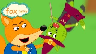 Fox Family and Friends new funny cartoon for Kids Full Episode #258