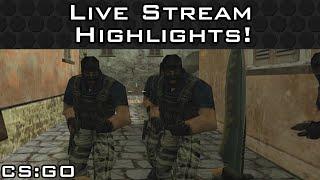 CS1.6 Nostalgia Match! 24HrOG Highlights