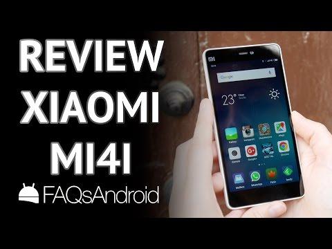 Xiaomi Mi4i: análisis y opiniones en español