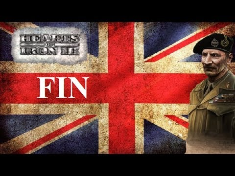 🍄FIN-Hearts of Iron III | Reino Unido | El eje se rinde, la paz ha llegado | #39