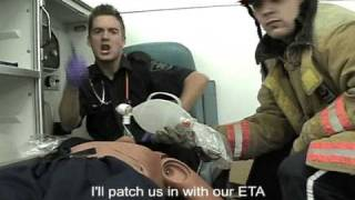 911 Emergency ROCKsponse #1 - Paramedic Rap(This video needs to be put into context as I fear it may be viewed the wrong way. The video was shot as a tribute for an end of the year banquet for a graduating ..., 2010-04-25T18:54:49.000Z)
