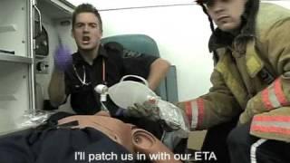 911 Emergency ROCKsponse #1 - Paramedic Rap