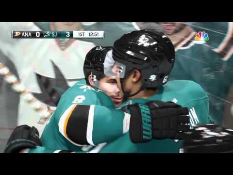 San Jose Sharks - NHL 16 Goal Horn and celebration