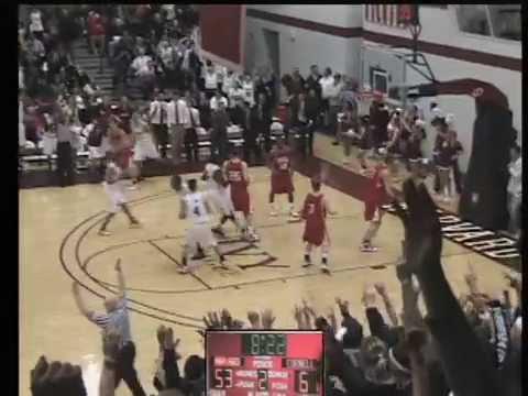 2009-2010 Harvard Crimson Basketball Highlights