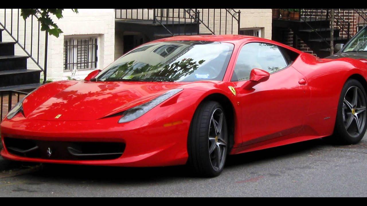 Ferrari 458 Italia - YouTube