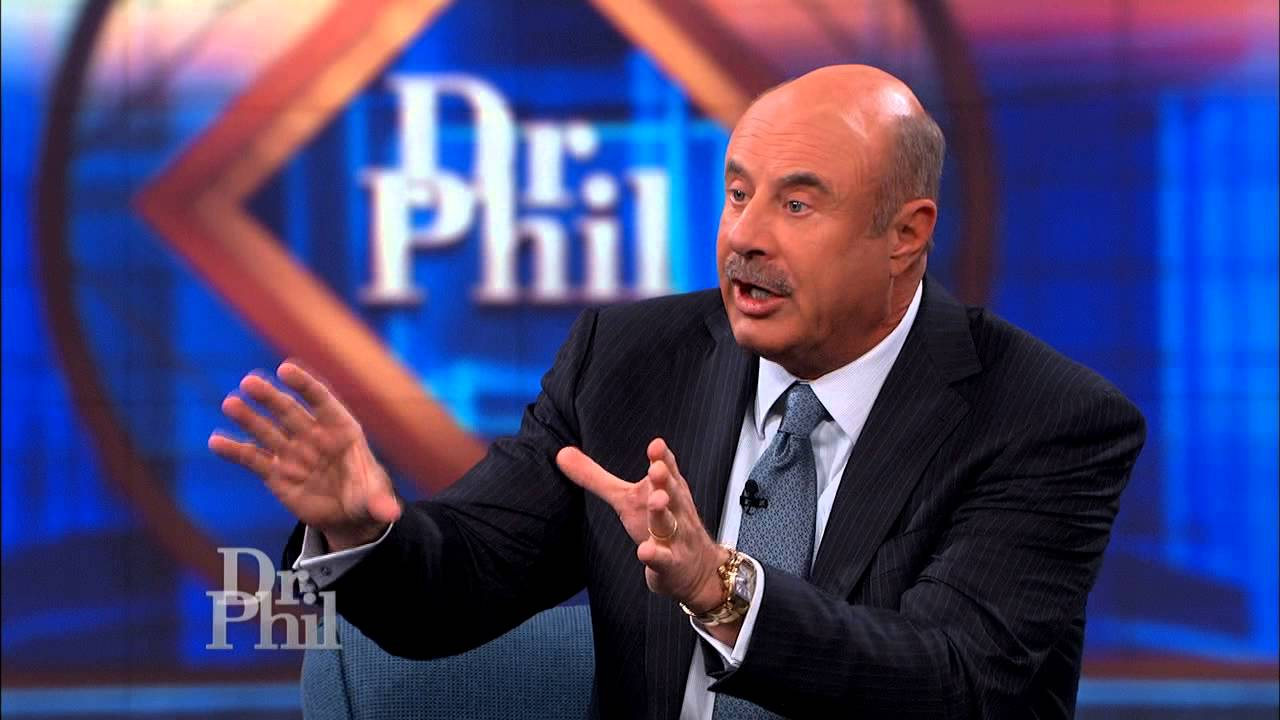 Dr phil advice on dating