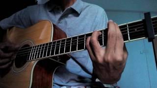 อยู่ตรงนี้ - FingerStyle Guitar Cover by FingerStyleGear