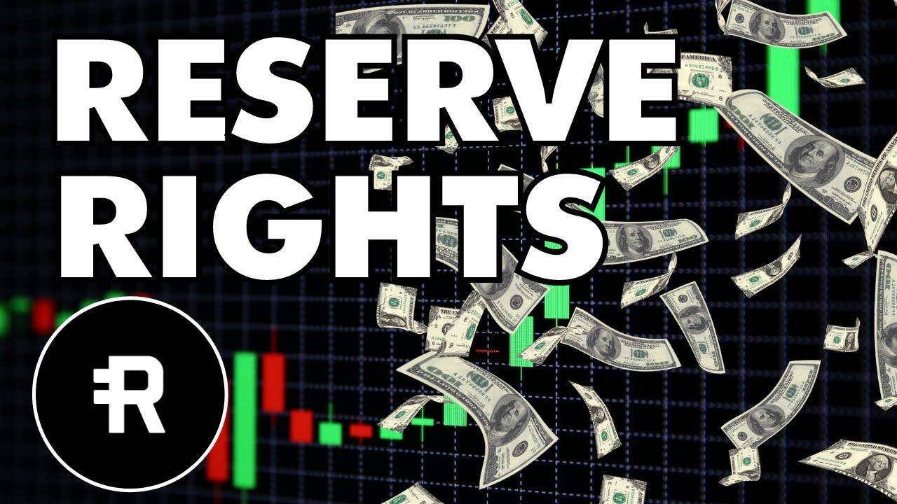 RESERVE RIGHTS (RSR) PRICE ANALYSIS - PRICE TARGETS!!