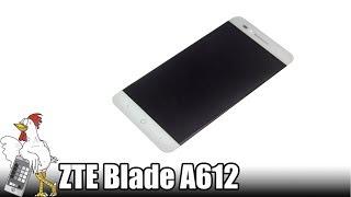 Guía del ZTE Blade A612: Cambiar pantalla
