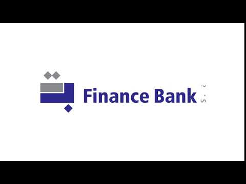 Finance Bank Logo Animated Logo and Banking Branding