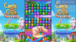 Candy Crush Friends Saga - Level 106 - 110 - Gameplay